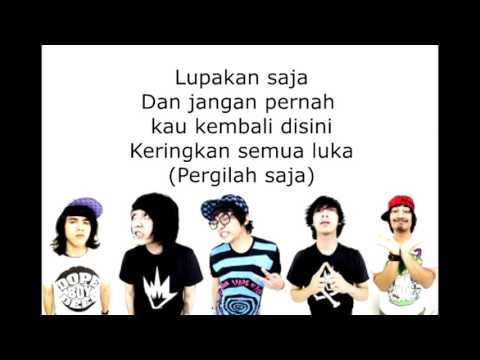 Pee Wee Gaskins (PWG) - Sebuah Rahasia [Unofficial Lyric Video]
