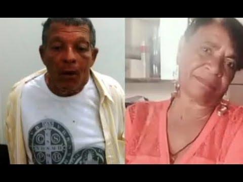 Homem é preso após matar a ex-mulher a facadas