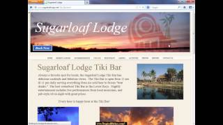 Sugar Loaf Lodge   Florida Keys, Overview and Introduction Near Key West