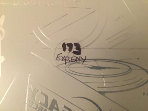 Experimental plastic Legacy discs enemy