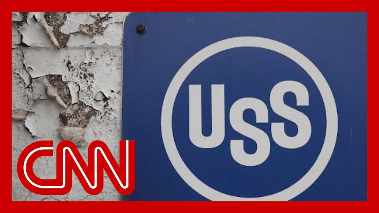 CNN:US Steel announces layoffs days after Trump touts tariffs