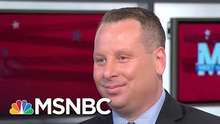 Donald Trump Is An 'Independent President,' Sam Nunberg Says | MTP Daily | MSNBC