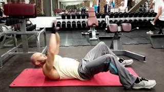Ситап пресс Sit ups Упражнение для пресса