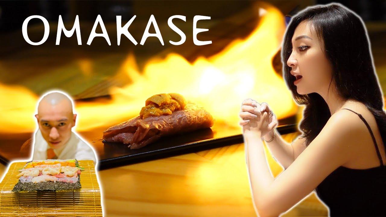 Omakase là gì? | Trải nghiệm Omakase cùng Jessie Luong
