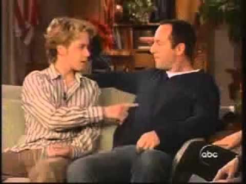 Jason Isaacs és Jeremy Sumpter The View műsorban