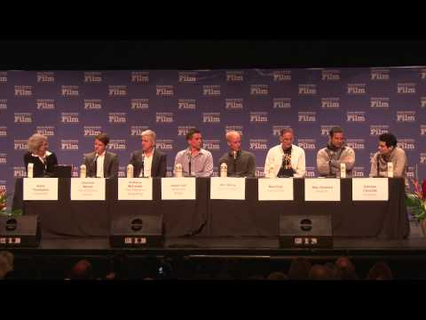 "SBIFF 2015 - Writers Panel ""It Starts With The Script"""
