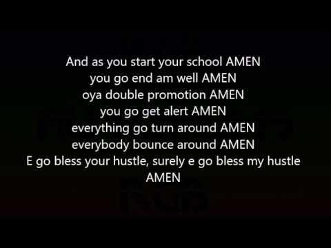 YOVI- AMEN (lyrics)