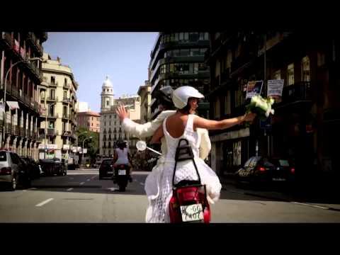 Barcelona, la Rosa del Fuego - Making of evento Madrid