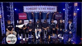 RAP IS NOW Tonight's the night คืนสำคัญ  25-11-2017