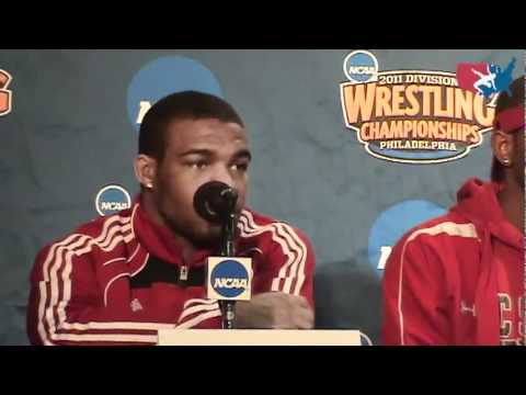 NCAA Division I Championships: Athlete Press Conference
