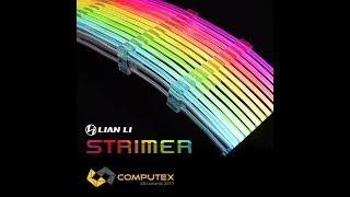 RGB 24 pin удлинитель: обзор Lian-Li Strimer Show Yourself 24 pin extension