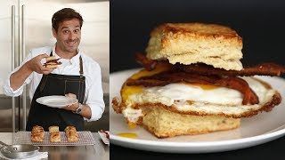 How to Make Flaky Buttermilk Biscuits - Kitchen Conundrums with Thomas Joseph