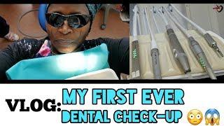 LuvMattaz Vlog EP # 12: My first ever Dentist Visit 😮😜
