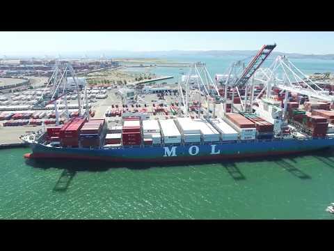 Progress at Port of Oakland