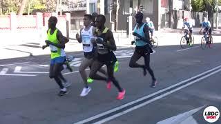 �������� ���� Medio maratón de Madrid 2018, salida, cabeza de carrera y meta ������