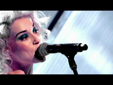 St. Vincent - Digital Witness - Later... with Jools Holland - BBC Two