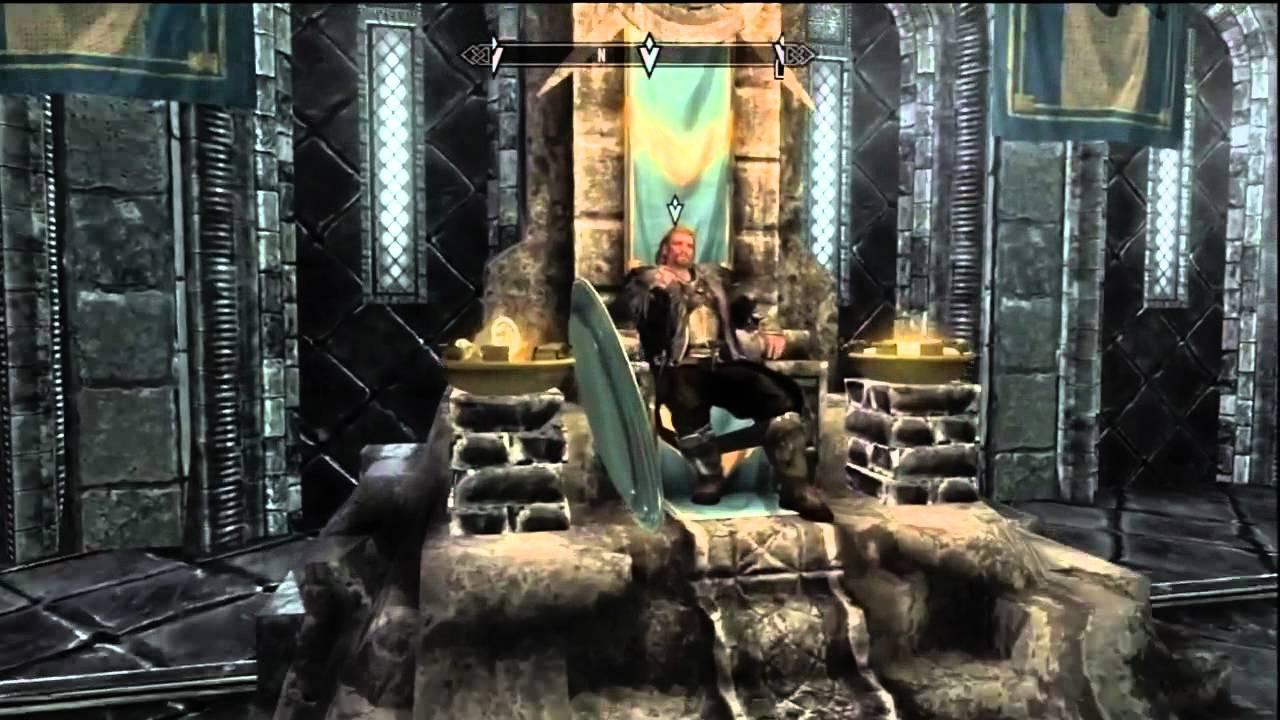 Skyrim Season Unending Joining The Stormcloaks Glitch Youtube