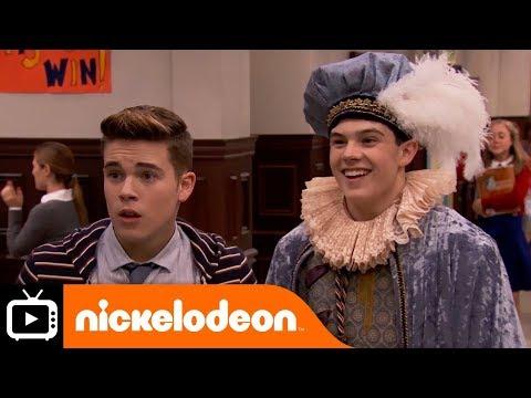 School of Rock | Kissing Scene | Nickelodeon UK