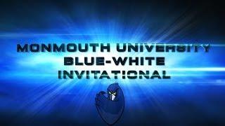 2014 Monmouth University Blue White Invitational - Mens Shot Put