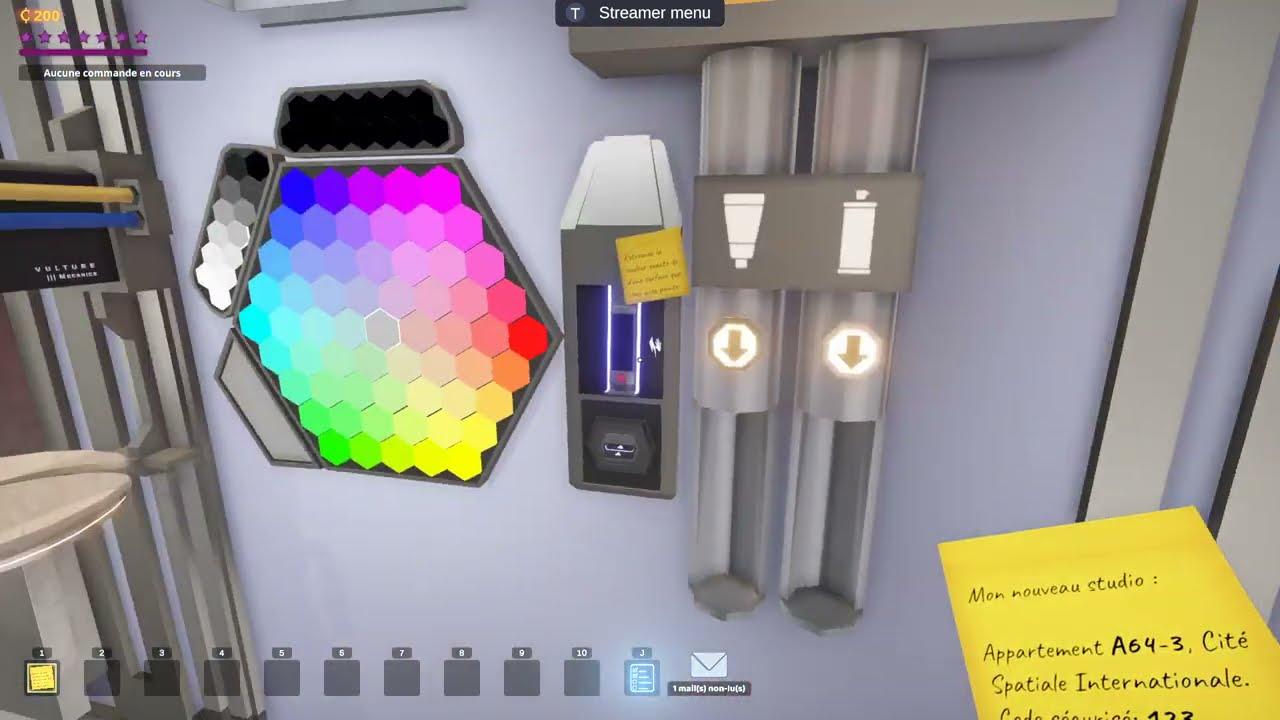 VOD - Laink et Terracid // SuchArt: Genius Artist Simulator