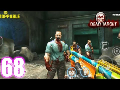 Dead Target Game: Offline Zombie Shooting -FPS Survival | Part 68 | Android/iOS