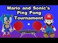 SPB Film: Mario and Sonic's Ping Pong Tournament