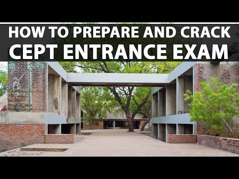 How To Prepare And Crack Cept Entrance Exam Youtube