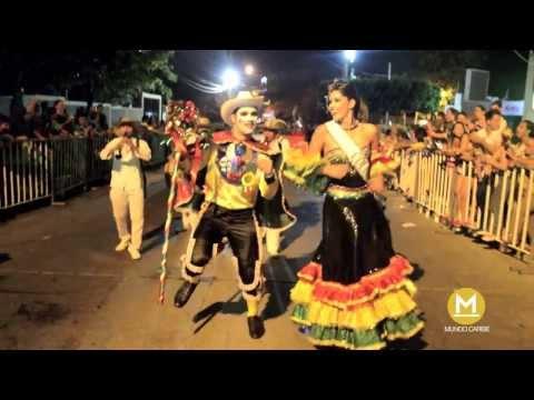 EL GARABATO DEL COUNTRY 2014 BARRANQUILLA - REVISTA MUNDO CARIBE