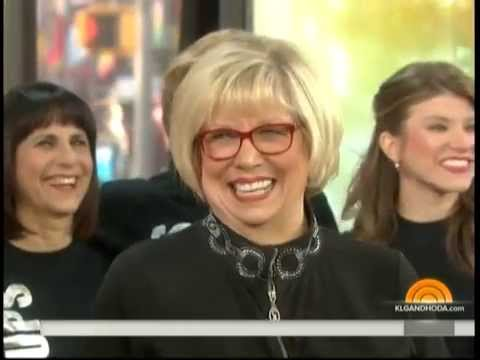 Download Vicki's Tap Pups on Today Show!