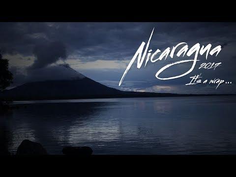 Exploring Nicaragua 2017 - Gopro Hero 3