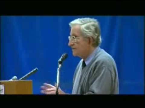Chomsky on the Media (2 of 2)