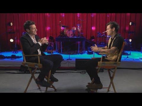 Harry Styles on CBS Sunday Morning[FULL INTERVIEW]