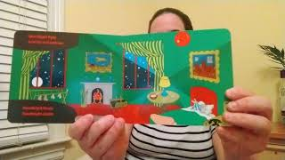 Auntie Kelie's book time (Goodnight Moon.)