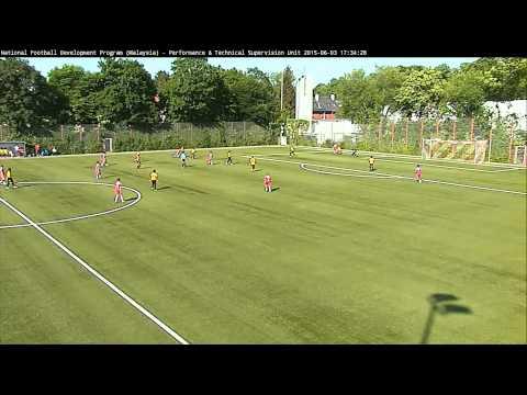 Match Highlights: Malaysia B13 2-1 FC Bayern Munich B13