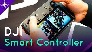 DJI Smart Controller direto do estante da empresa na CES 2019
