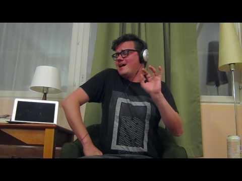 Myriad3 Karaoke #6 // Itsy Bitsy Teenie Weenie Yellow Purple Polka Dot Bikini