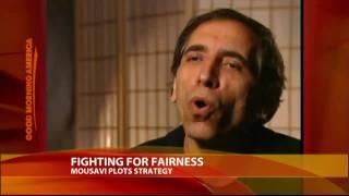 Mousavi Spokesperson Speaks Out