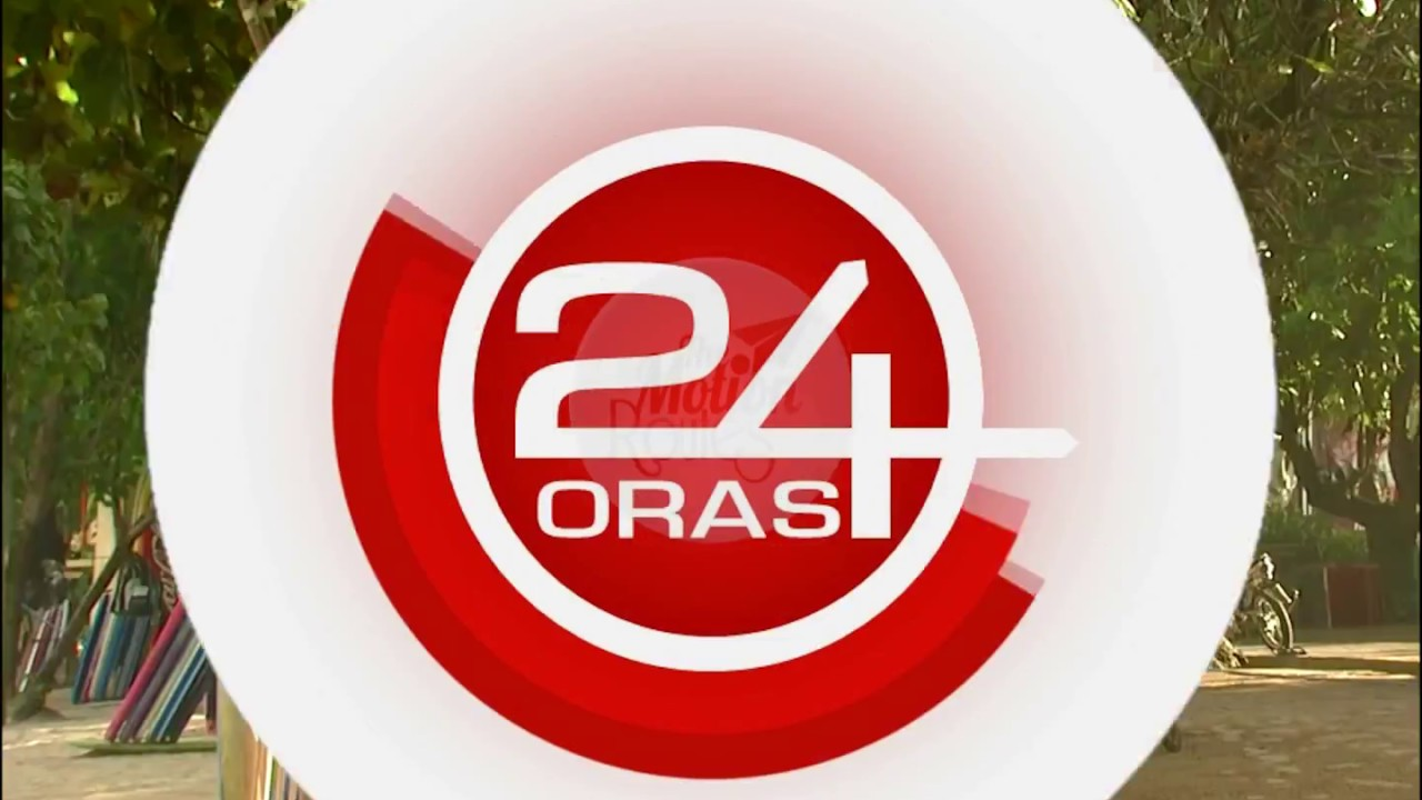 24 Oras Gma Graphics Version By The Motion Routes