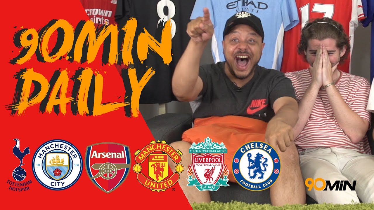90 MIN | CR7 or Ronaldo, who was better in their prime!? | Would Salah improve Liverpool!? | 90min Daily