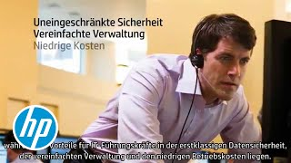 HP Thin Client Portfolio Overview - Deutsche Untertitel