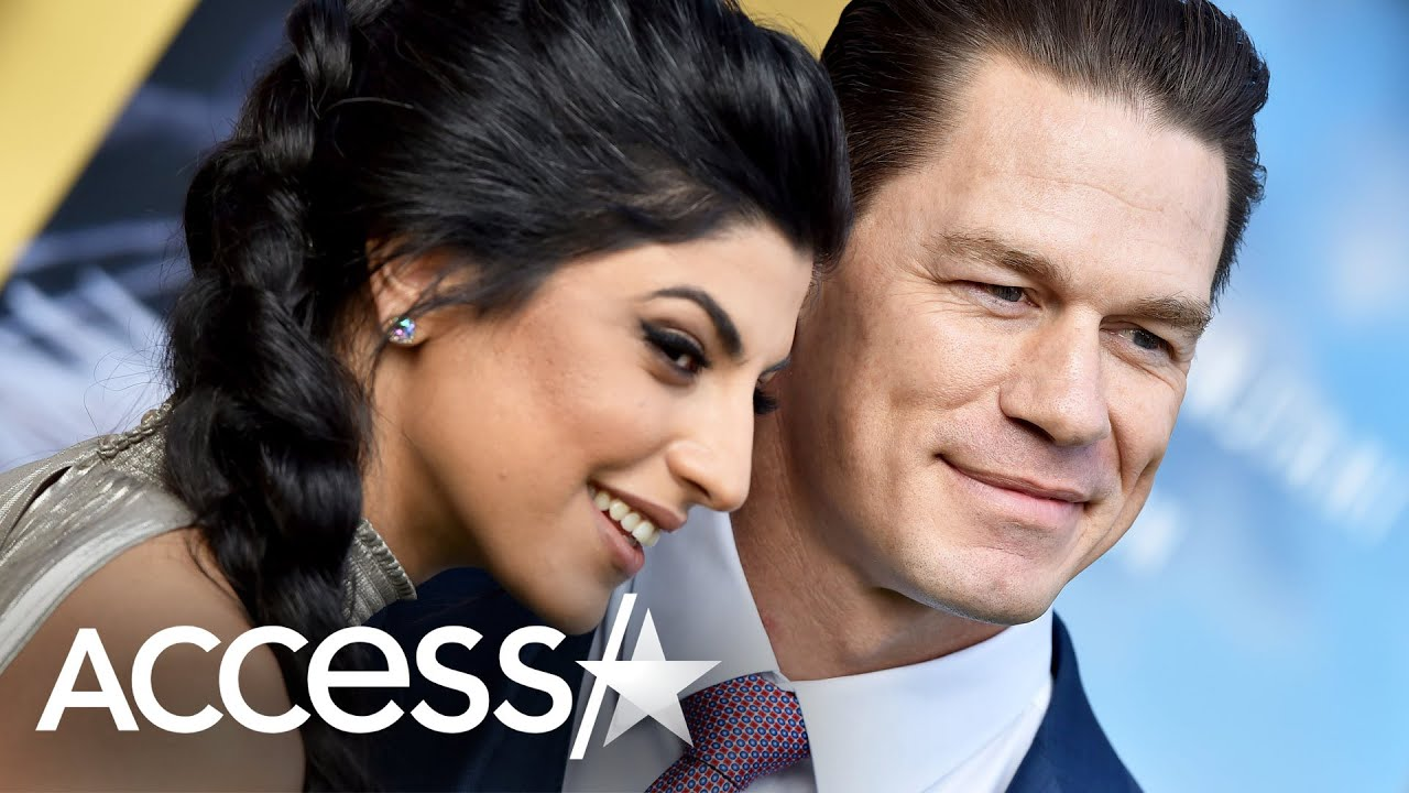 John Cena, Shay Shariatzadeh reportedly marry in quiet ceremony ...