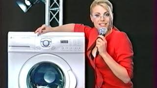 Стиральные машины LG 2002(Коллекция телевизионной рекламы 2002-2003 Смотрите полностью на сайте video-practic.ru., 2011-08-27T04:20:13.000Z)