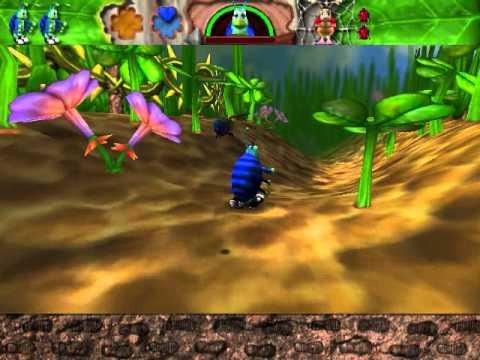Bugdom – Level 1