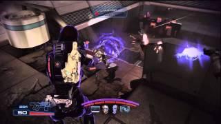 Mass Effect 3 Demo Vanguard gameplay on insanity [HD 720p]