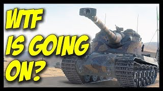 ► WTF is Going On? - World of Tanks T57 Heavy and AMX 50B Gameplay