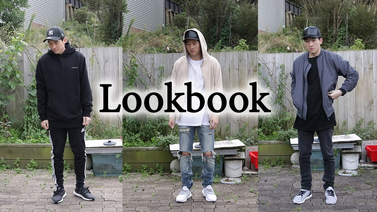 outlet store 4a6eb 13d13 Men s Lookbook with Adidas Ultra Boost   Ft. MNML LA, Represent, I Love  Ugly   More