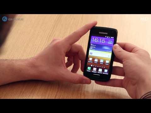 Samsung Galaxy W teszt - GSM online™