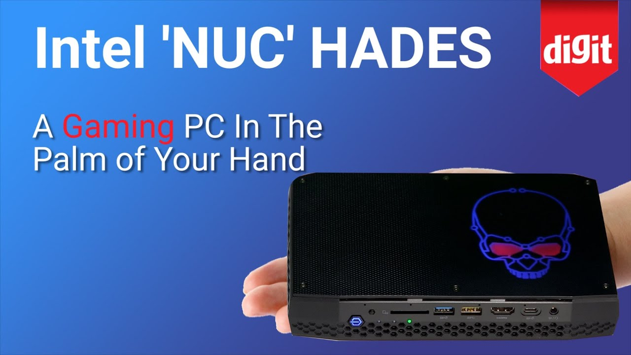 This Mini PC is Insane!!! Intel NUC Hades Canyon NUC8i7HVK Mini PC Review