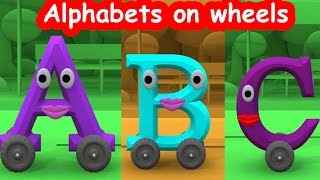 Kids Songs, ABC Song for Baby, Children Nursery Rhymes! Learn Alphabet and Numbers