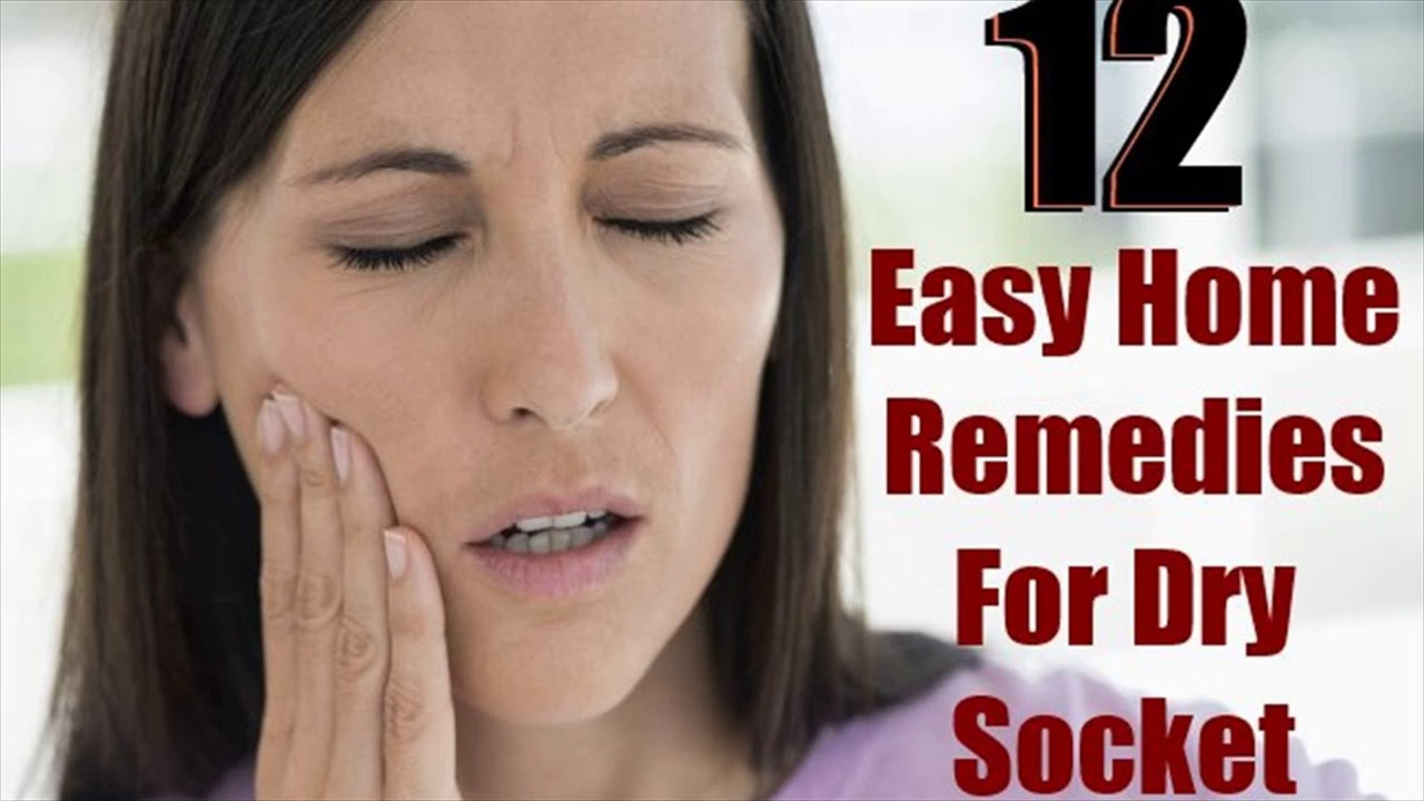 Treatment For Dry Socket Are There Home Remedies For Dry Socket
